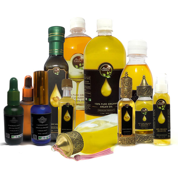 Private Label Argan Oil